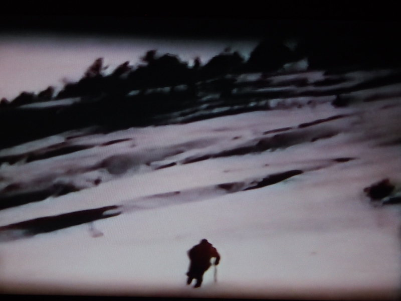 Lower Slabs, Whitehorse, winter 1967 (from Super 8 movie film)