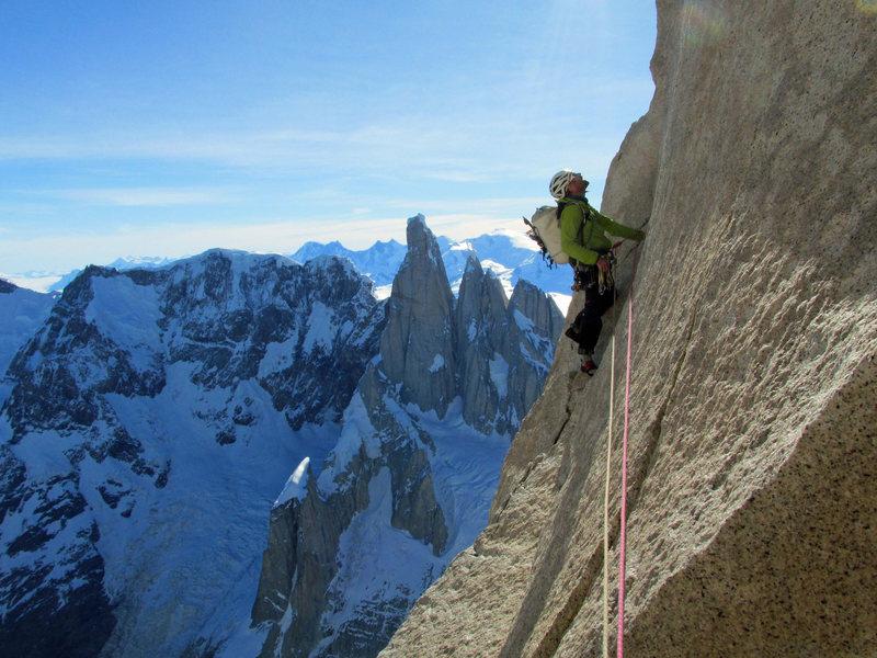 Rock Climbing Photo: Pagagonia