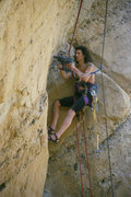 Rock Climbing Photo: Installing the bolts in 1998 Lesson Learned my fir...