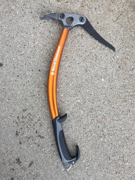 BD Viper Ice tool