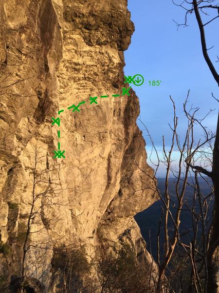 Rock Climbing Photo: Bolder Problem in Space