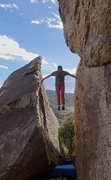 Rock Climbing Photo: Cali High life