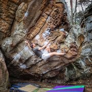Rock Climbing Photo: That dude from wherever who gave me the beta that ...