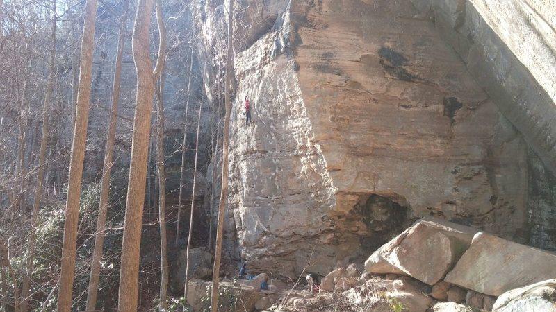 Rock Climbing Photo: Oompa