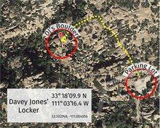 Davey Jones&#39; Locker Location <br /> <br /><a href='https://www.google.com/maps/place/33%C2%B018&#39;09.9%22N+111%C2%B003&#39;16.4%22W/@33.302749,-111.0567447,17z/data=!3m1!4b1!4m5!3m4!1s0x0:0x0!8m2!3d33.302749!4d-111.054556' target='_blank' rel='nofollow' >google.com/maps/place/33%C2%B0...</a>