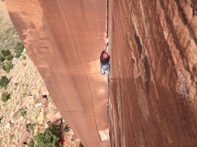 Rock Climbing Photo: Jon