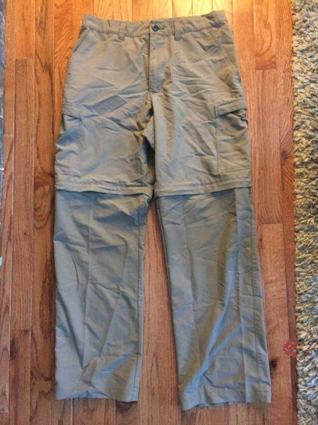 Patagonia convertible pants
