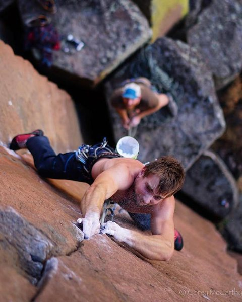 Rock Climbing Photo: Compleat