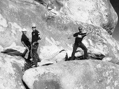Rock Climbing Photo: Young Crushers!!