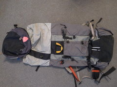 Cilo Gear 45L Pack