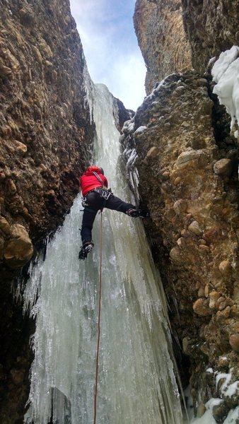 Rock Climbing Photo: Mtp