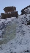 Rock Climbing Photo: Skidders- low angle fun