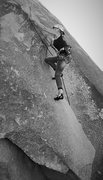 Rock Climbing Photo: Shannon Tipton