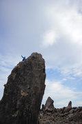 Rock Climbing Photo: The Burnt Penis TR