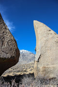 Rock Climbing Photo: Southwest Arete