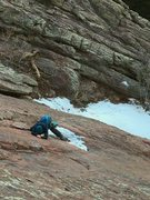 Rock Climbing Photo: Flatirons
