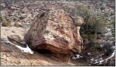 Rock Climbing Photo: Pass With Peace.