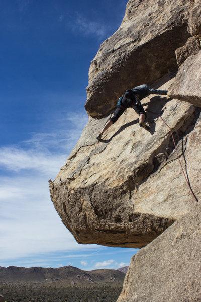 Rock Climbing Photo: SW Corner