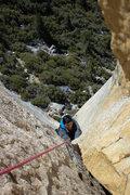 Rock Climbing Photo: The Open Book