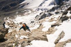 Rock Climbing Photo: Hörnligrat. Oct 2016