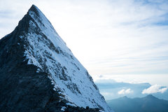 Rock Climbing Photo: Mitellegi Ridge