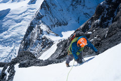 Rock Climbing Photo: Mittellegi Ridge