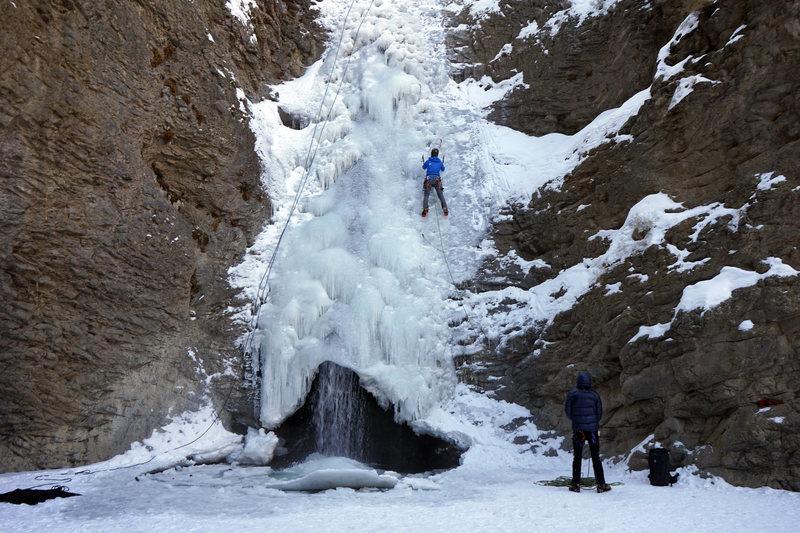 Jump Creek 31 Dec 2016