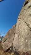 Rock Climbing Photo: The start of zig zag, and several other routes.