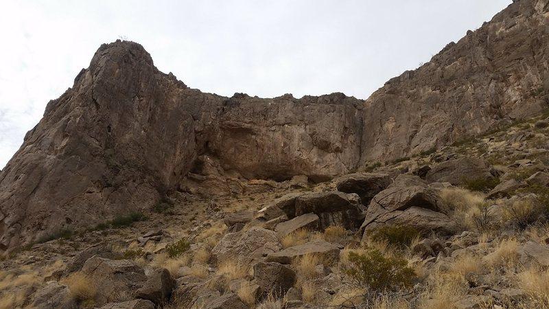 Rock Climbing Photo: Zona Del Mammut
