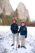 Rock Climbing Photo: El Cap Meadow