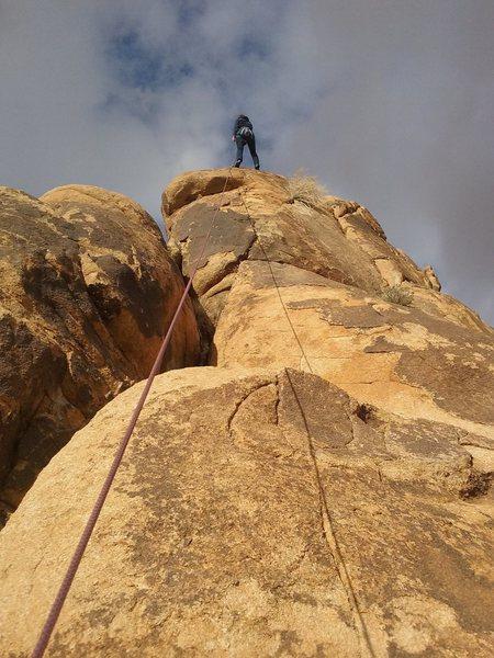 Rock Climbing Photo: Pop See Ko