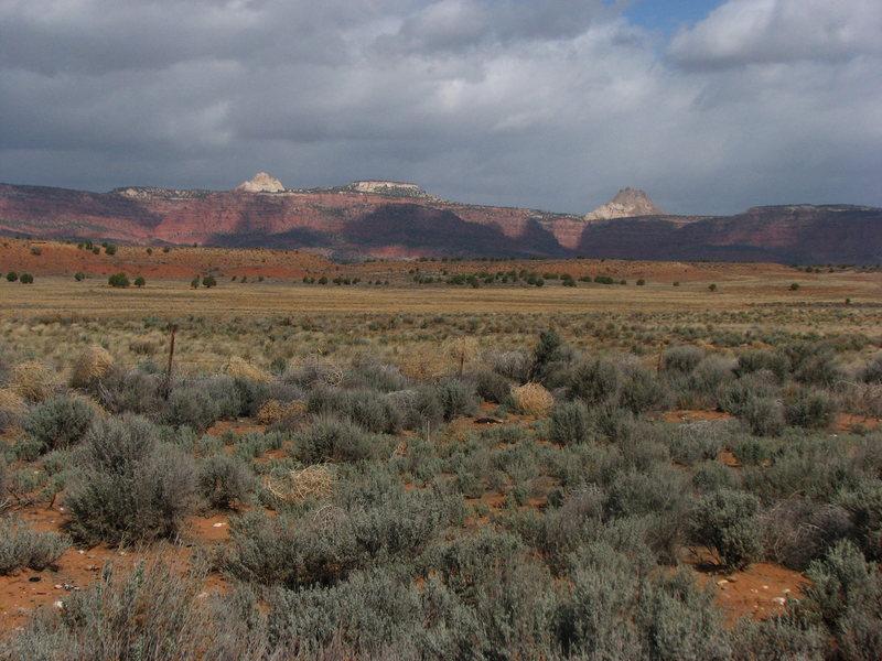 Rock Climbing Photo: Utah BLM land