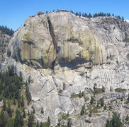 Rock Climbing Photo: Homer's Nose. Just a bump in the woods.