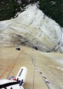 Rock Climbing Photo: Shield Headwall. Not my photo.