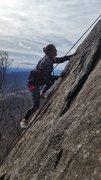 Rock Climbing Photo: Tara on Slabtastic
