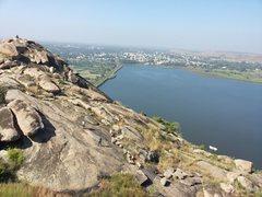 Rock Climbing Photo: scenery