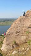 Rock Climbing Photo: Bheema's Arete; more representative image