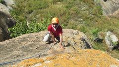 Rock Climbing Photo: All smiles