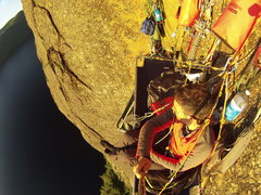 Rock Climbing Photo: Great view!