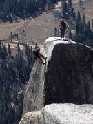 Rock Climbing Photo: lost arrow spire