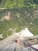 Rock Climbing Photo: NIAD