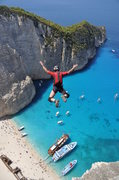 Rock Climbing Photo: Zakynthos Island, Greece