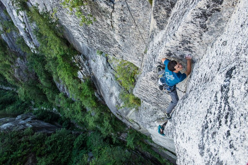 Pitch 4 of The Gravity Bong photo by Jeff Lewis