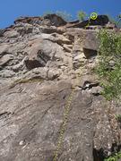 Rock Climbing Photo: Dreadful Lock