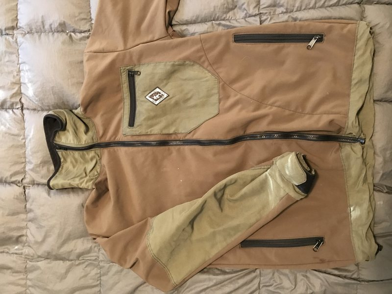 Rock Climbing Photo: Atmosphere soft-shell jacket