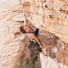 Mic&@POUND@39@SEMICOLON@s Master 5.10a, Wakeup Wall, Red Rock Canyon
