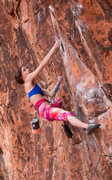 Rock Climbing Photo: Yaak Crack 11c, Photo by Irene Yee @ladylockoff