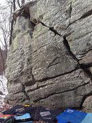 Rock Climbing Photo: Grade School