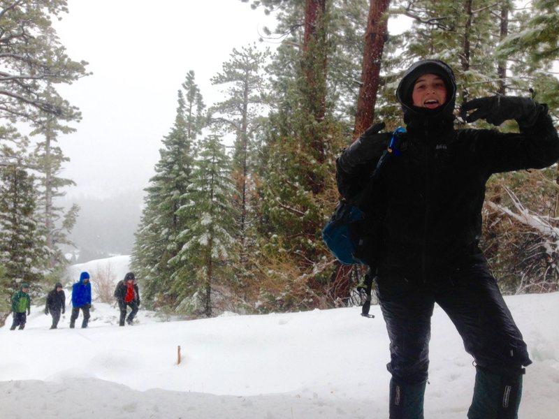 Winter travel basics!!