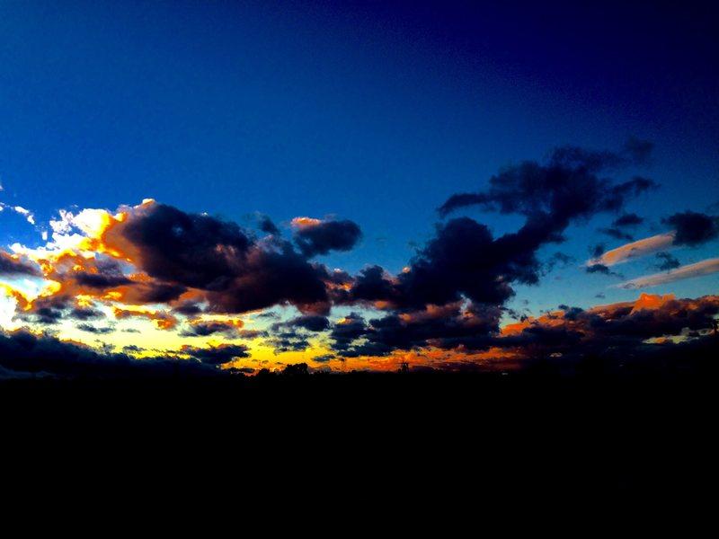 Alpine sunsets!!!